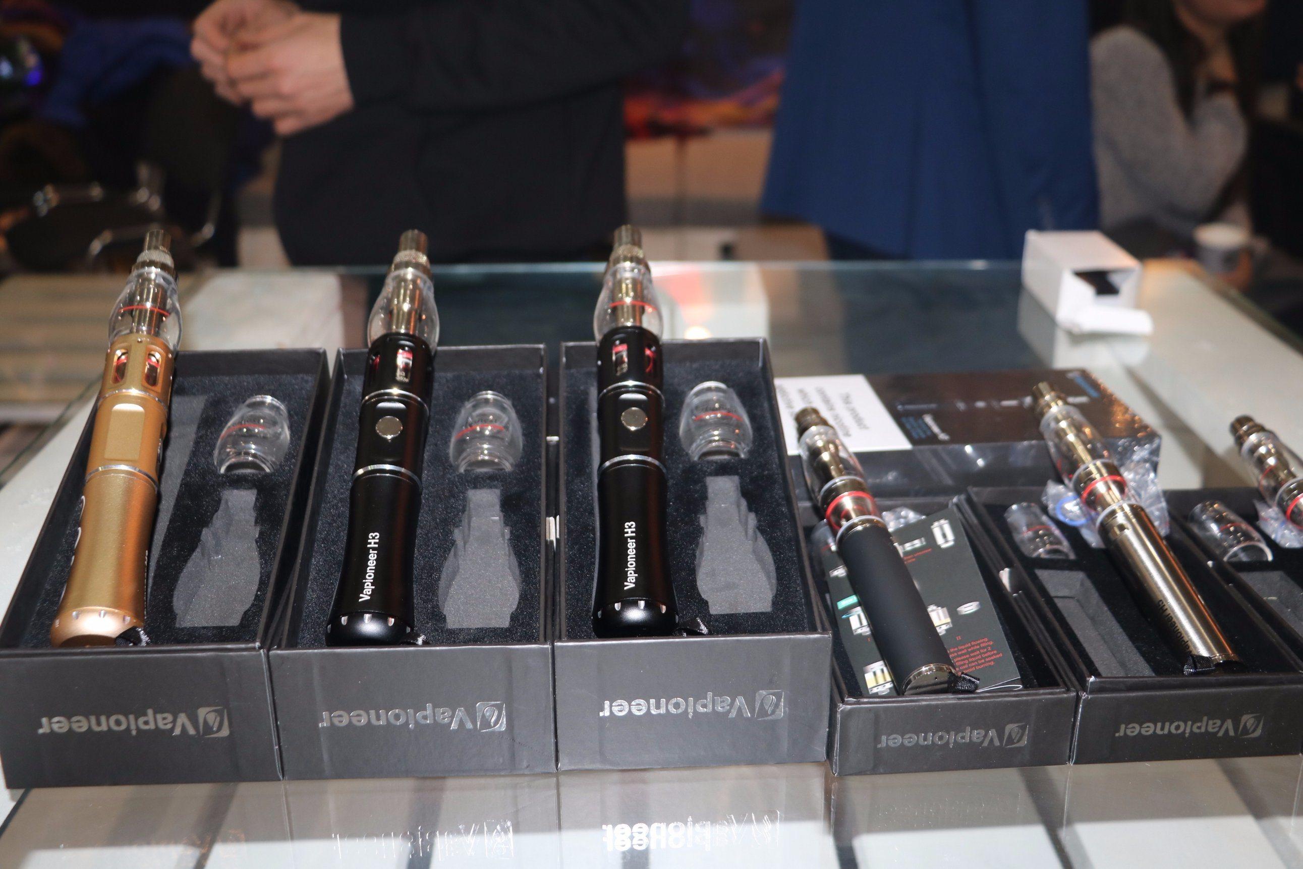 Portable Vapioneer H3 40W Vaporizer Pen E Hookah
