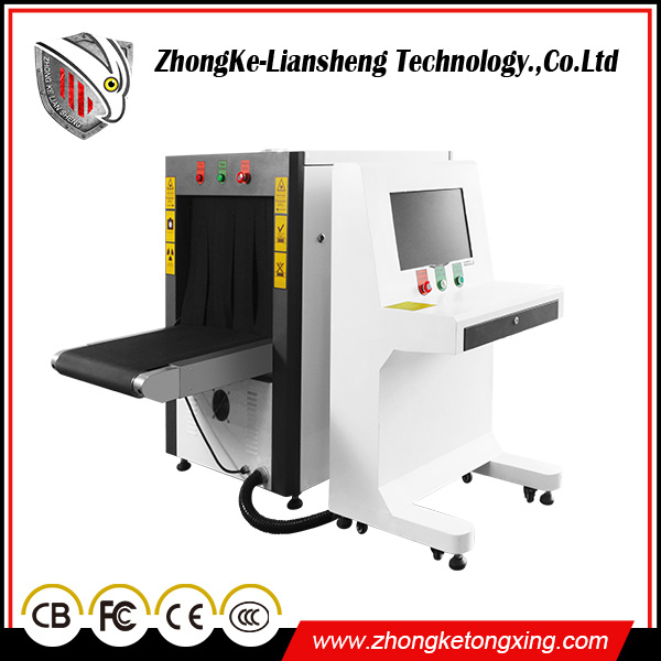 X Ray Luggage Security Scanner Zk-6550 with Tip Function