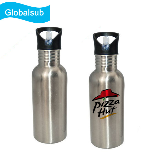 BPA Free Sublimation Water Bottle in Stainless Steel