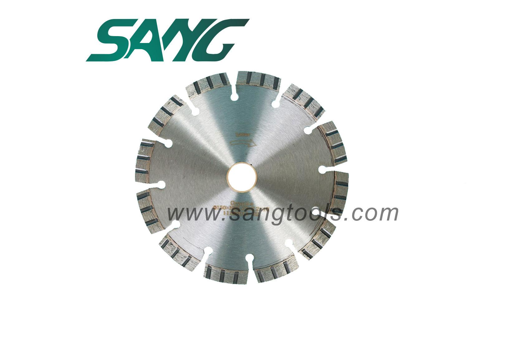 Diamond Saw Disc for Stone
