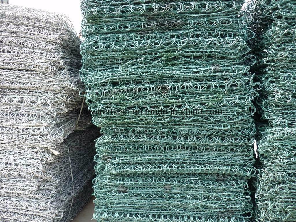 Heavy Type Galvanized Hexagonal Wire Netting Chicken Wire for Gabion
