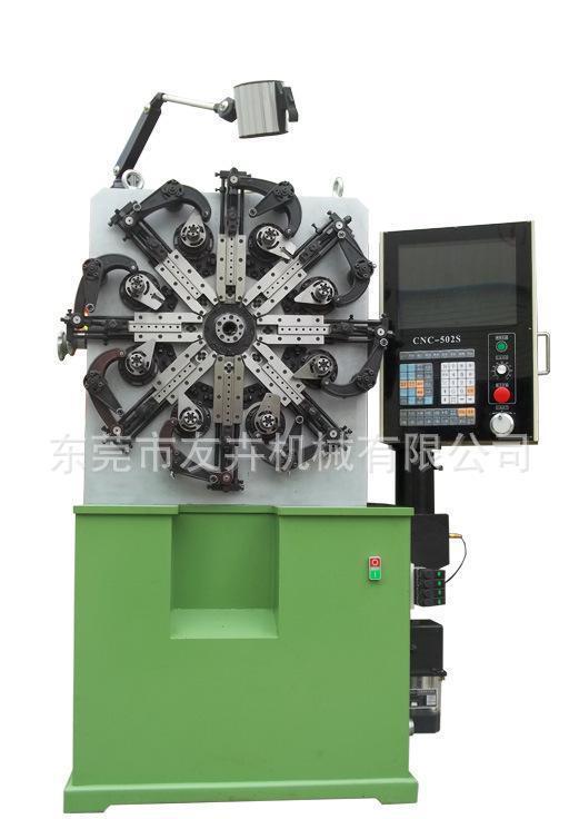 Automatic High Precision Coiling Machine