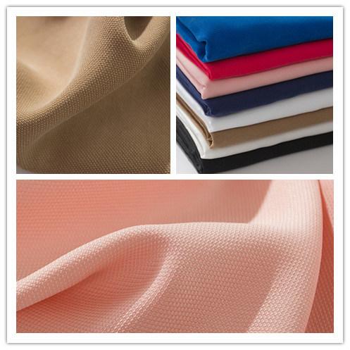Woven Garment Spandex Stretch Nylon Rayon Fabric for Shirt