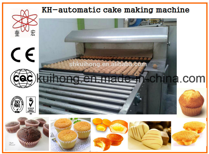 Kh Hot Sale Cake Making Machine Price