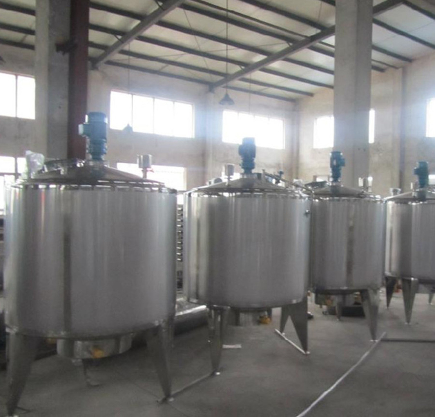 Fermentation Tank Electric Heating Yogurt Fermentation Tank Holding Tank