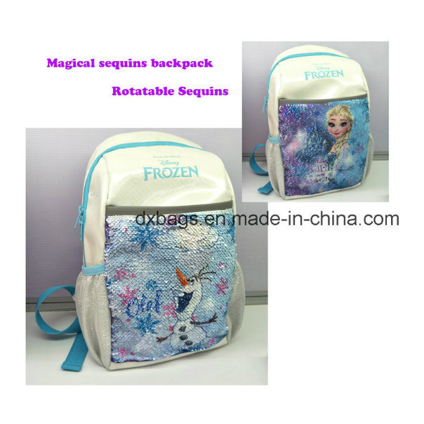 3D Kids Backpack, 3D School Bag