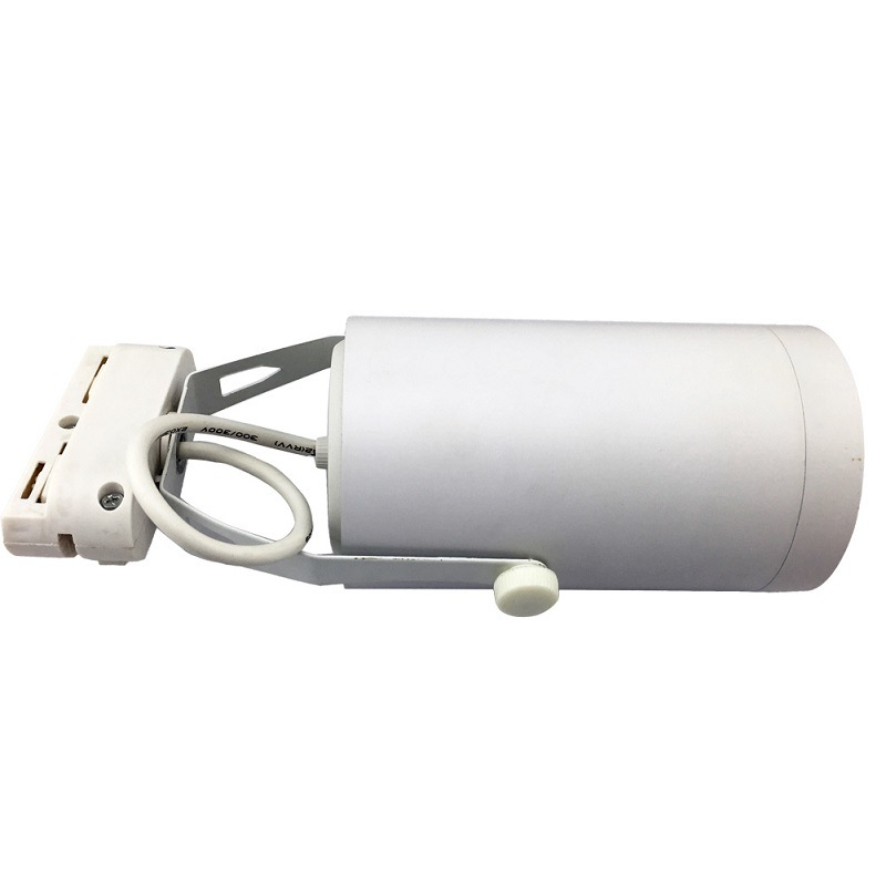 High Quality White & Black LED Down Tube Track Light