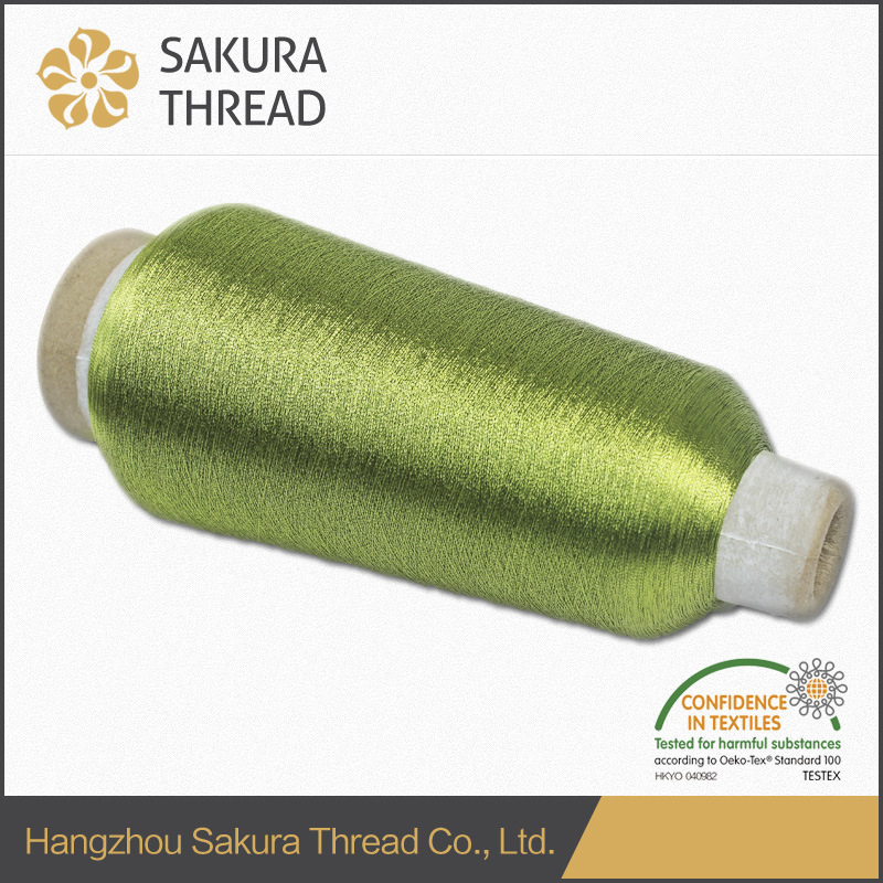 Sakura OEM Metallic Thread with Free Samples
