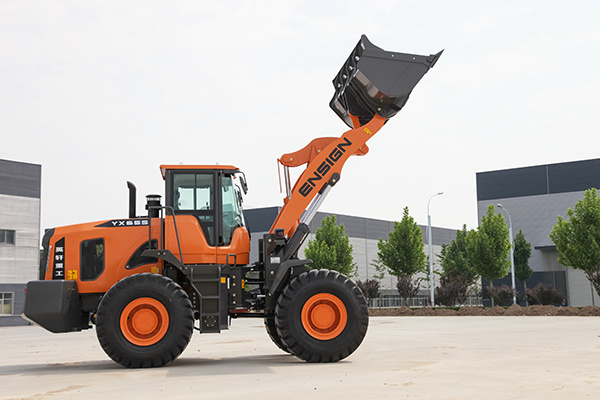High Quality Construction Equipment Yx655 Wheel Loader (3.0m3)