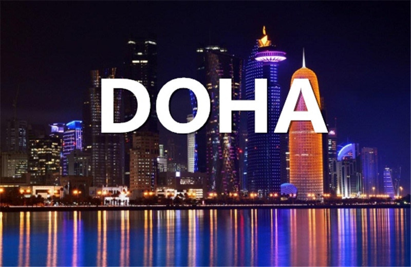 Qingdao to Doha Shipping by Ocean FCL