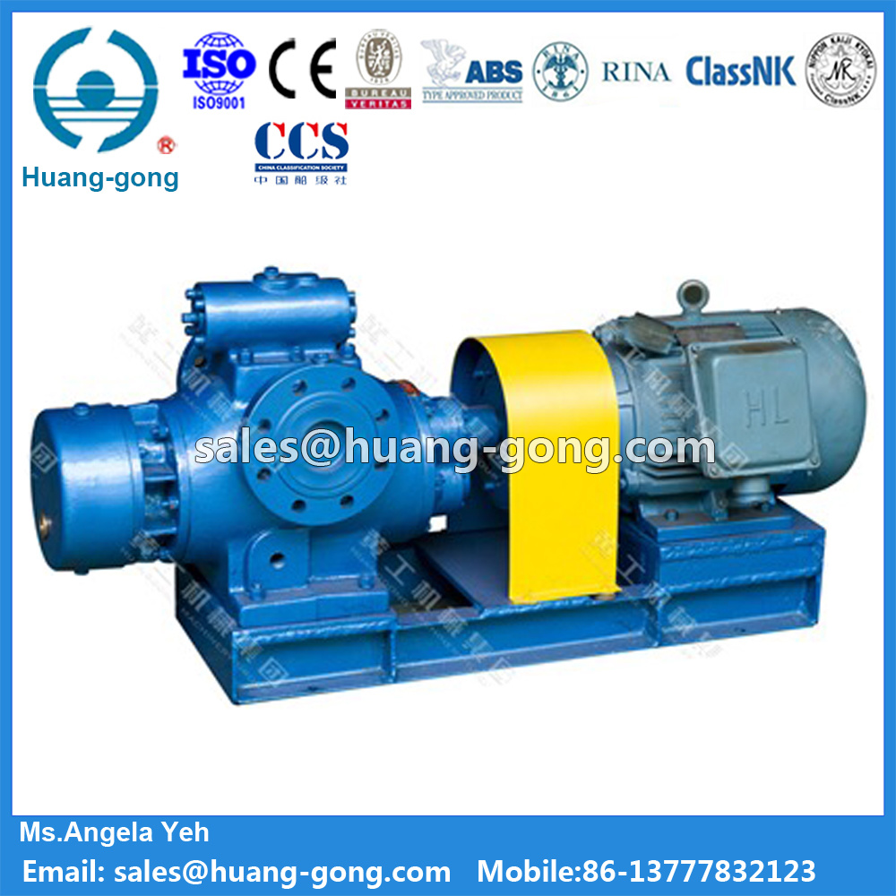 Twin Screw Pump (2HM800-60) for Marine Cargo Pump