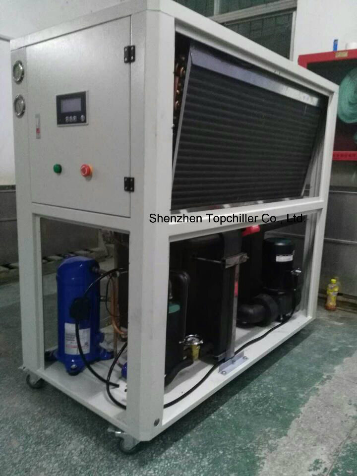 -10c Air Cooled Glycol Water Chiller with Copeland Compressor