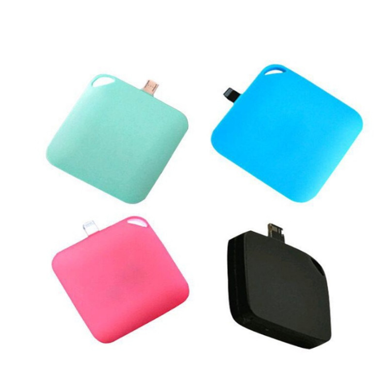 1000mAh New Emergency One Time Use Disposable Power Bank for Mobile Phone