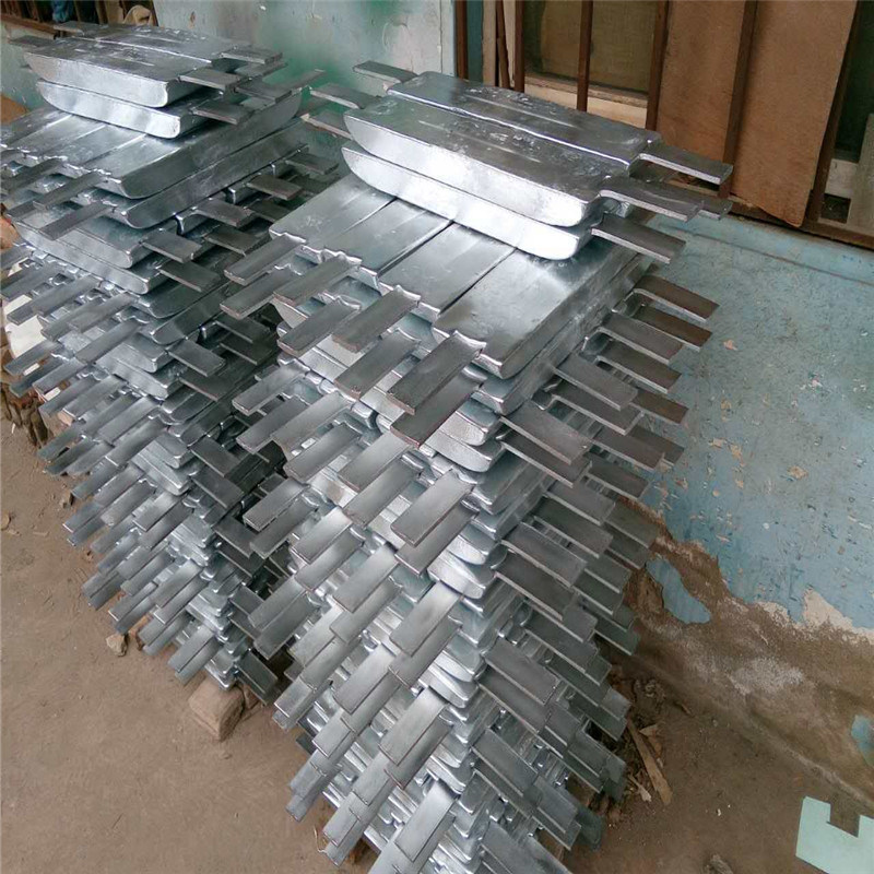 Marine Sacrificial Zinc Anode Marine Anode Outfitting Equipment Aluminum Zinc Anode