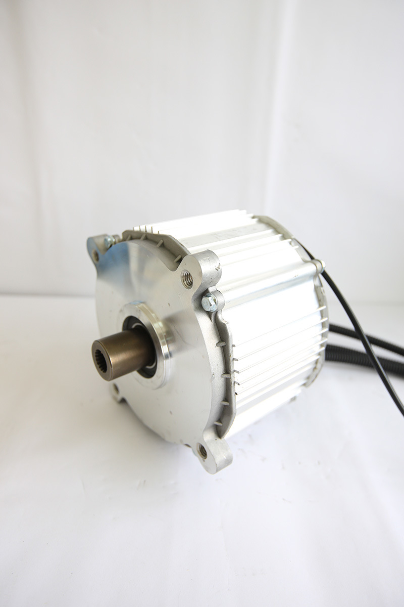 Mac 3kw to 8kw High Power Electric Car Motor