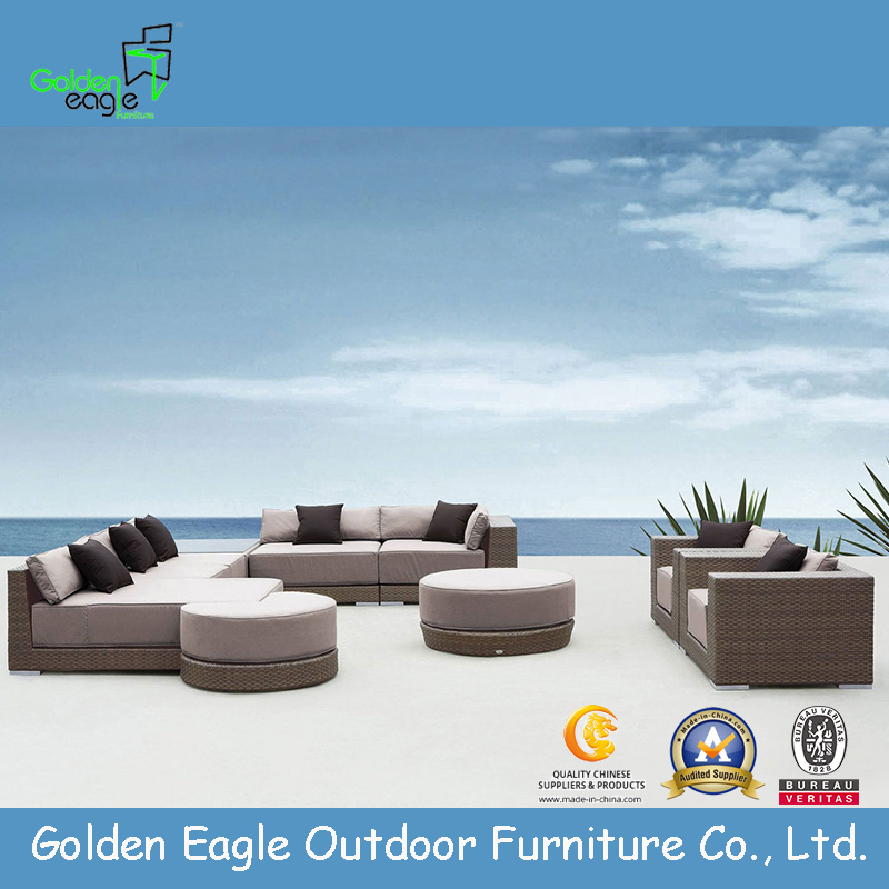 Project Suitable PE Rattan Outdoor Furniture (TY0023)