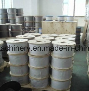 6*19 Bright Steel FC Wire Rope Eips