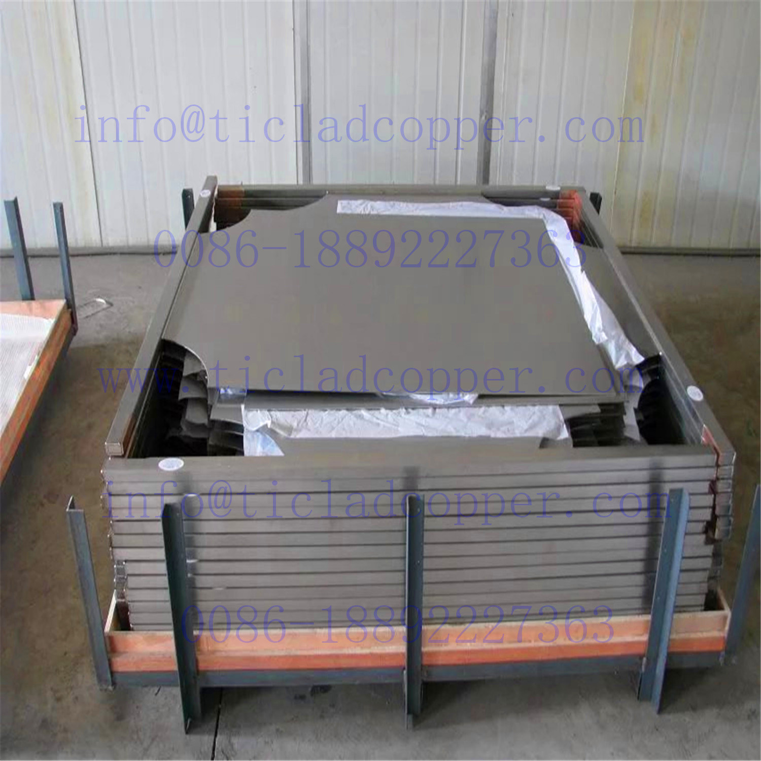 Electrolytical Refined Copper Usage Stainless Steel Cathode