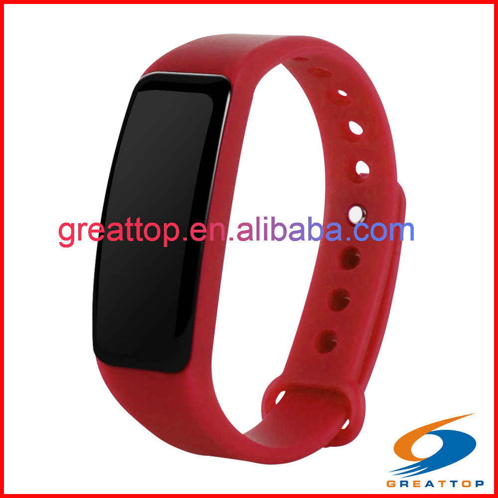 Bluetooth V4.1 Smart Wear, E07 Smart Bracelet