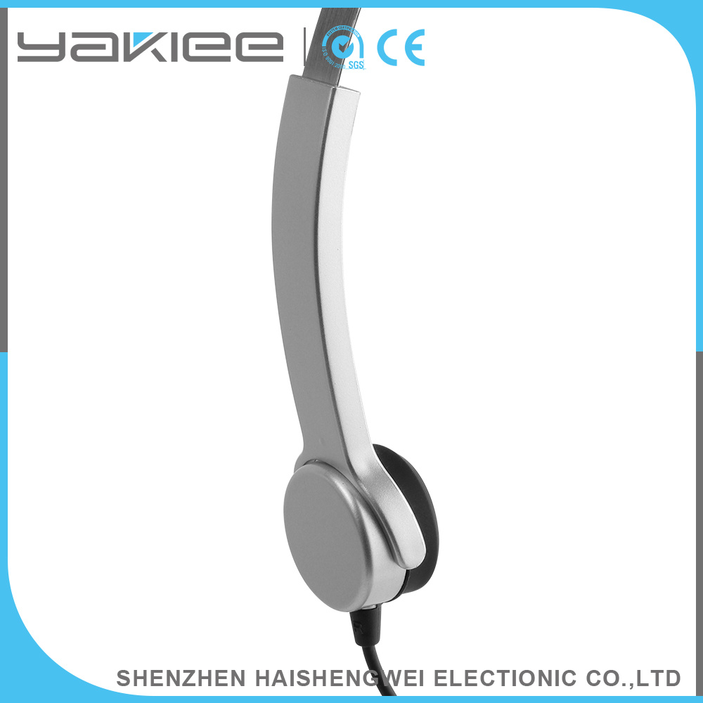 3.7V 350mAh Bone Conduction Hearing Aids Wired Headphone