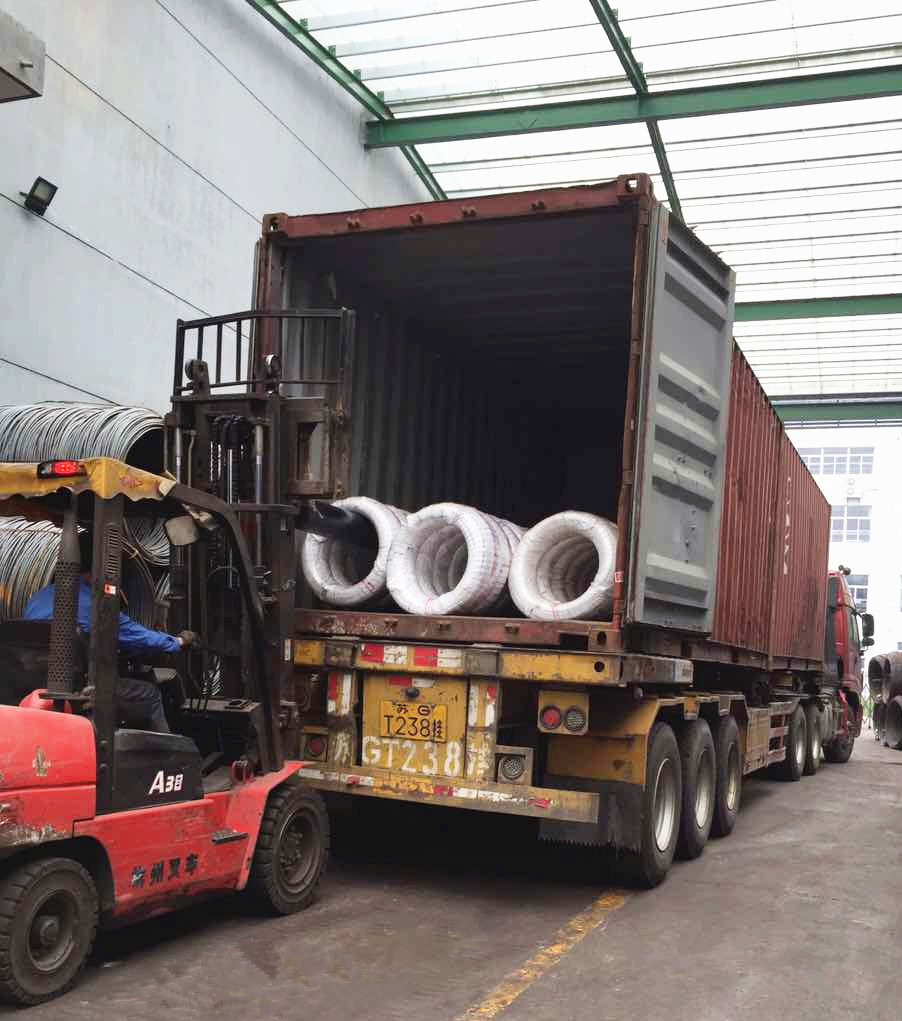Steel Wire SAE1018 Saip for Making Fasteners