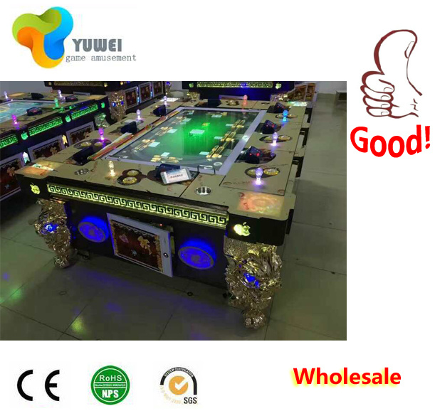 Shooting Catch Fish Game Table Gambling Hunting Catching Machine