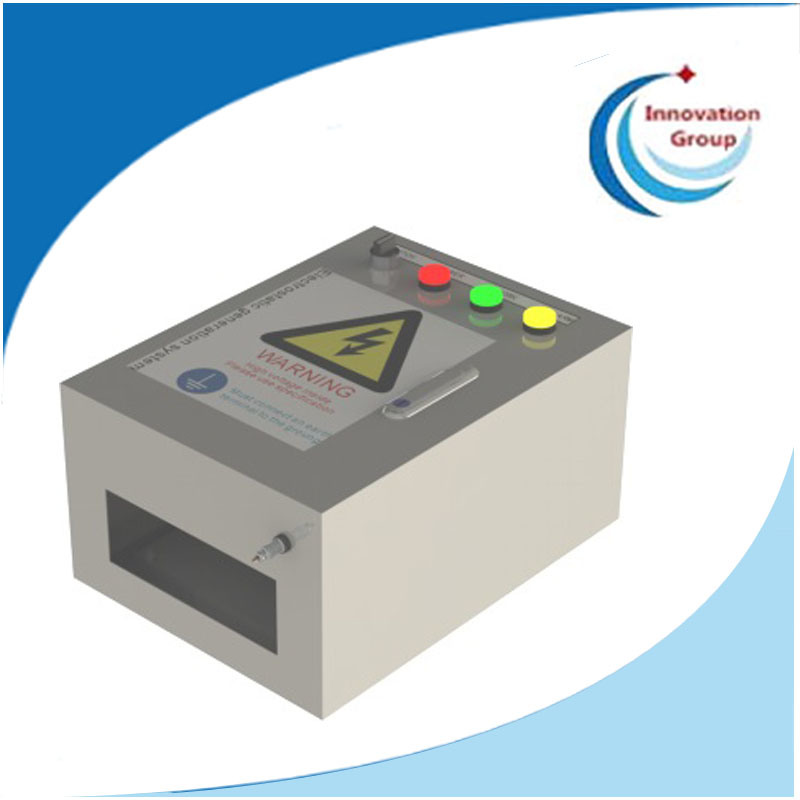 China 60kv Static Charging Generator Static Electrostatic Adsorption