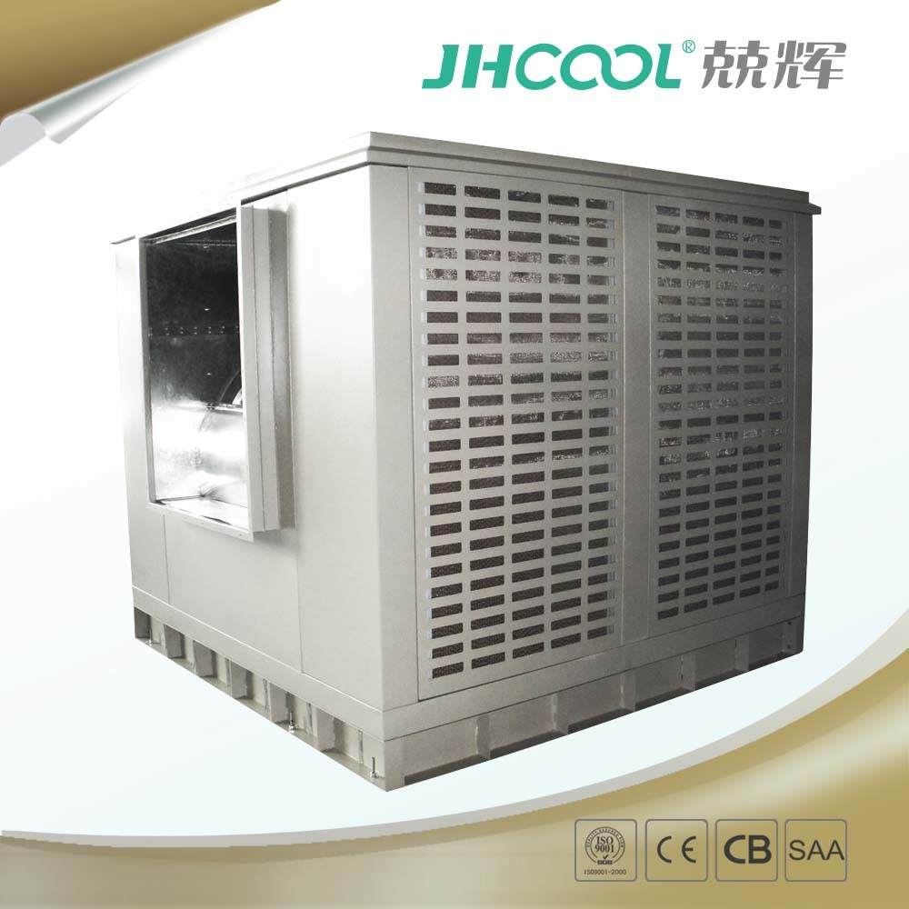 Centrifugal Fan Industrial Cooling System Stainless Steel Evaporative Air Cooler
