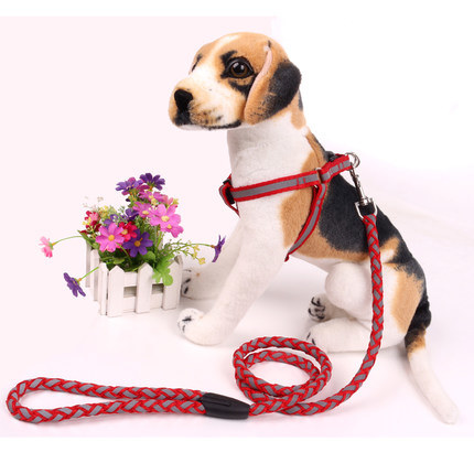 Pet Products Supply Dog Fluorescent Light Harness (H010)