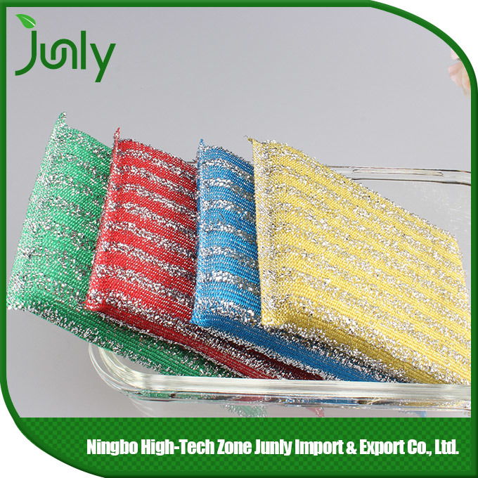 Microfiber Kitchen Clean Sponge DSC_2270