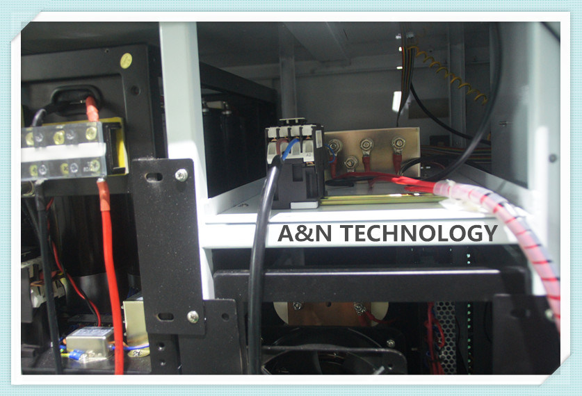 A&N 200W Optical Fiber Laser Welding Machine with Table
