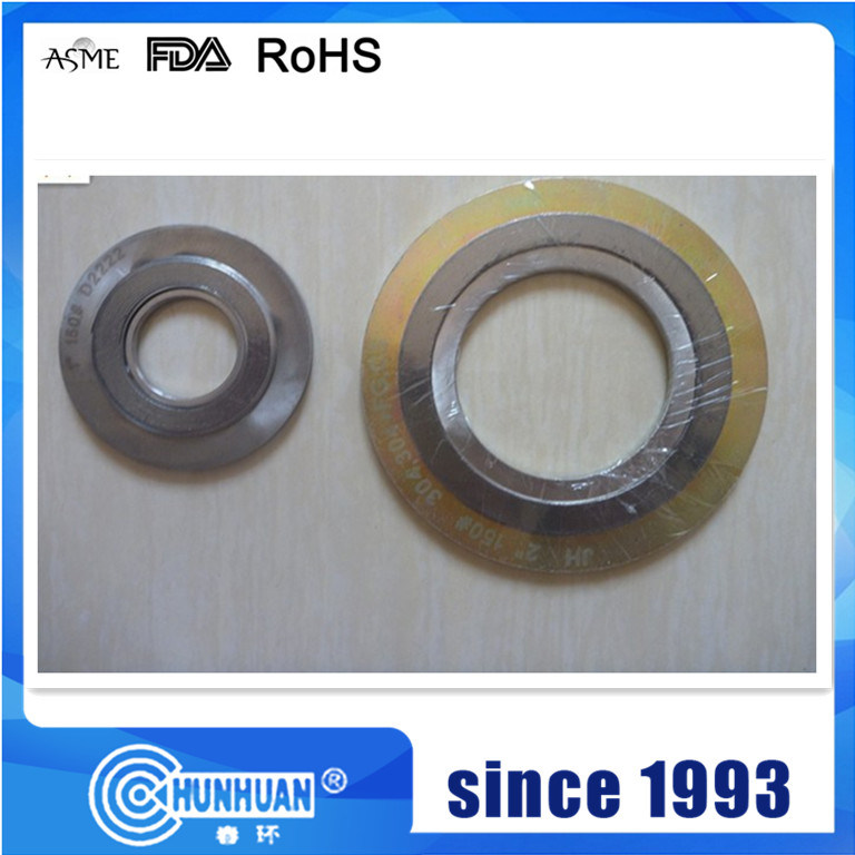 Graphite Carbon Filled PTFE Gasket for Valves