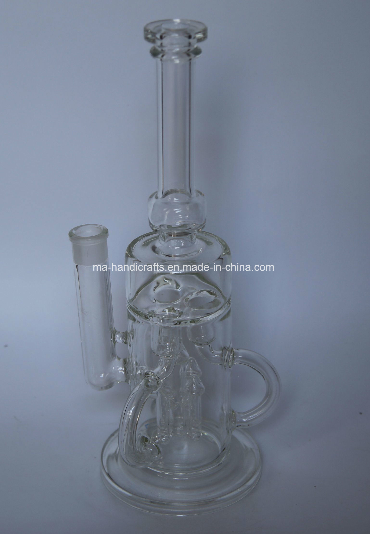"14"" Borocilicate Glass Water Pipes for Smoking"
