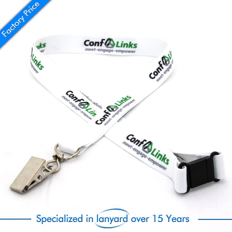 Promotion Custom Sublimation Lanyard Gift