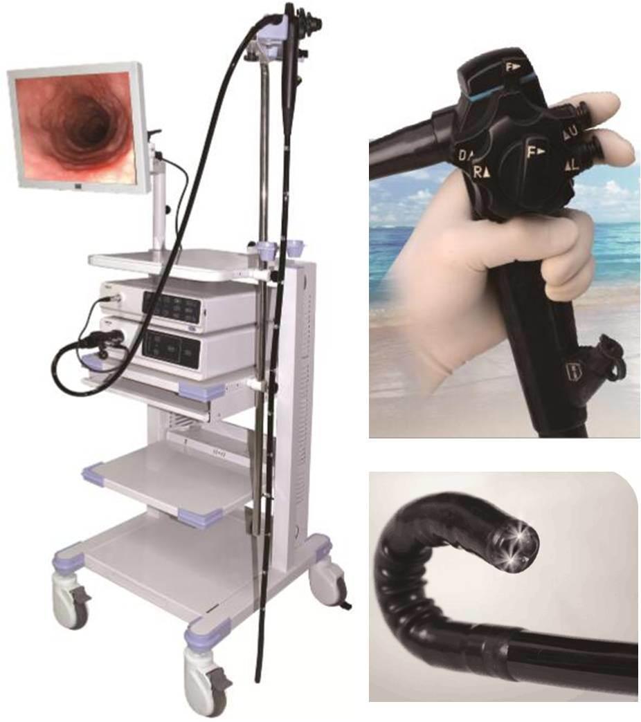 Medical Video Endoscope Camera, USB Inspection Camera Endoscope