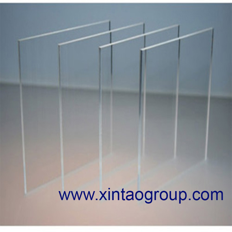 PMMA Sheet or Acrylic Sheet and Acrylic Plate Are Be Extruded by Xintao Manufacture