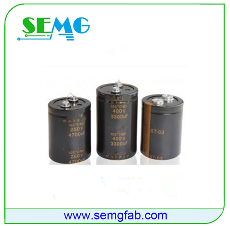 AC Motor High Voltage Power Capacitor 350V6800UF