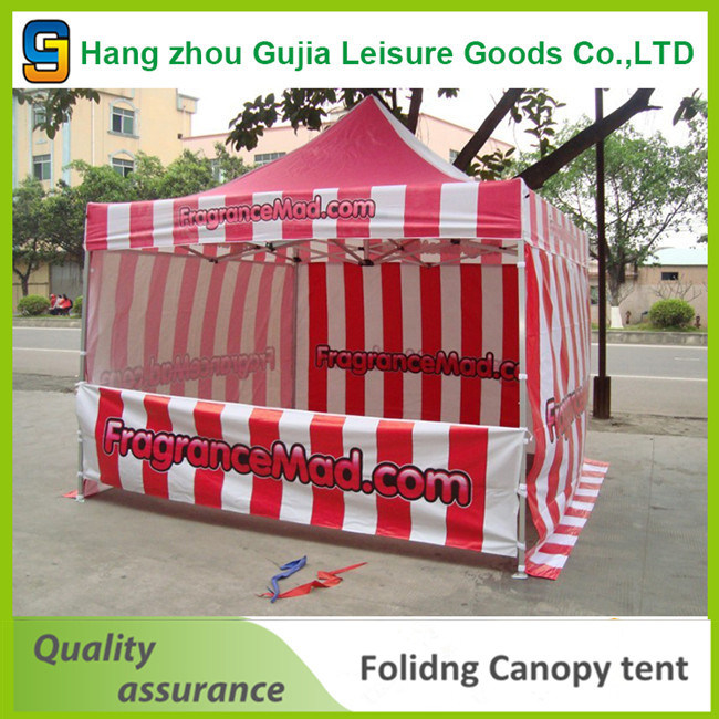 Hex. Aluminum Tube Pop up Exhibition Marquee Tent
