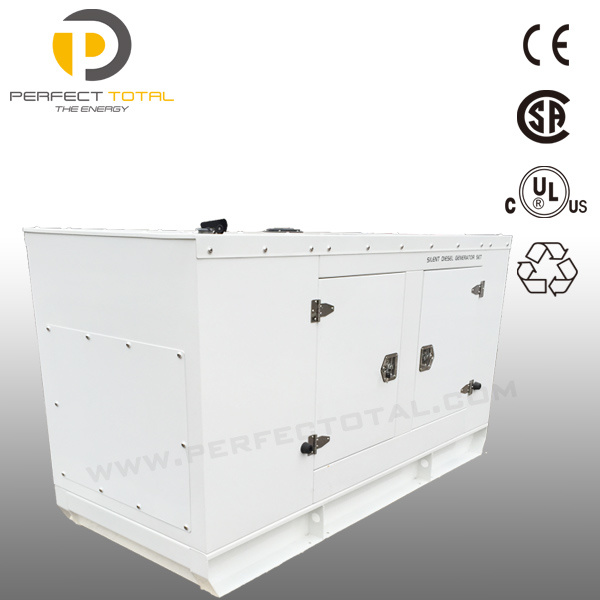 40kVA Cummins Electric Generator Set