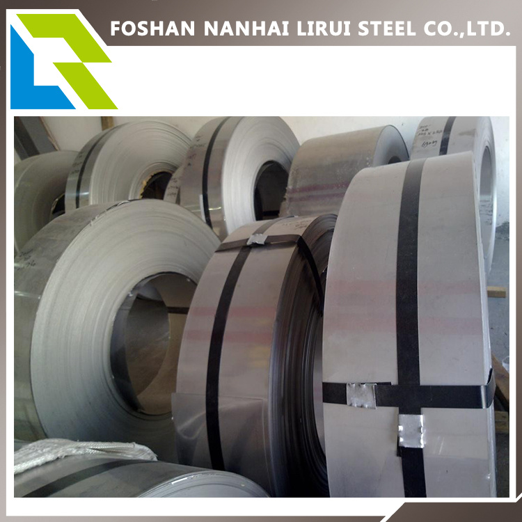 304 Grade Stainless Steel Cr Strip with 2b Finish