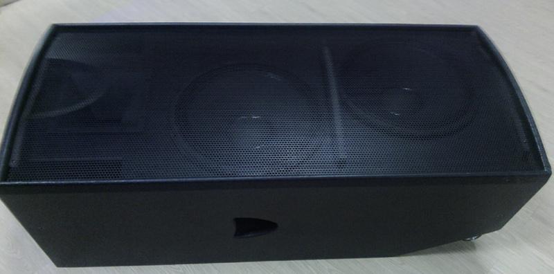 2 Way Full Range 800W Professional Loudspeakers Horn