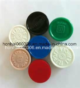 20mm Color Aluminum Plastic Flip off Cap