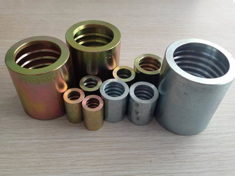 Manufacturer Price for Hydraulic Hose Ferrule (00400)