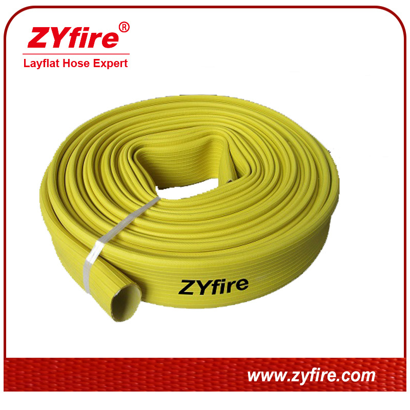 Yellow Nitrile Hose