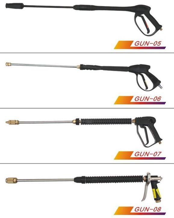 High Pressure Washer Parts Gun