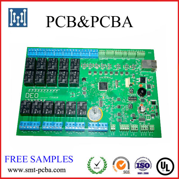 2 Layer OEM Electronic Assembly PCB