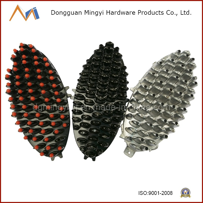 Aluminum Casting for Comb with Electrophoresis Made in China