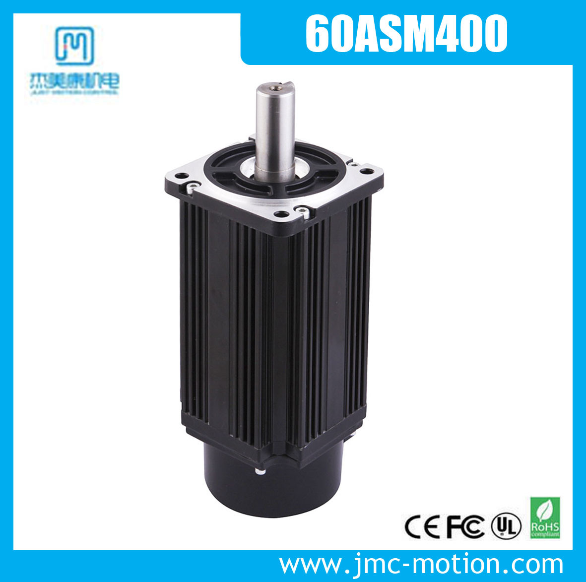 Factory Direct Sale Economical Low Voltage AC Servo Motor