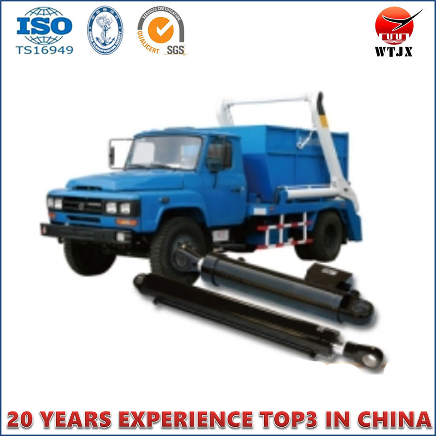 Hydraulic Cylinder for Sanitation Vehicle