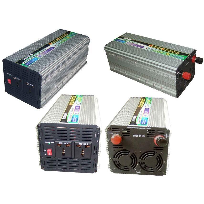 3000W DC to AC Modified Sine Wave Power Inverter